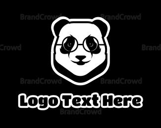 Smart - Smart Panda  logo design