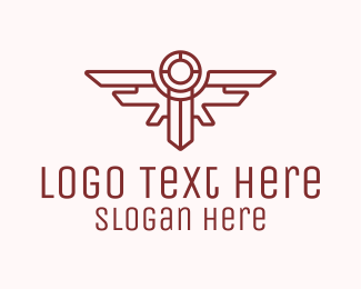 """Red Wings Sword Emblem"" by SimplePixelSL"