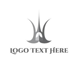Grey - Grey Palace logo design