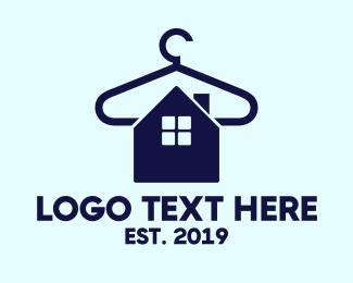 Laundry Service - Laundry Home logo design