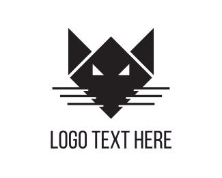 Wombat - Black Fox logo design