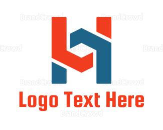 Realty - Realty Letter H logo design