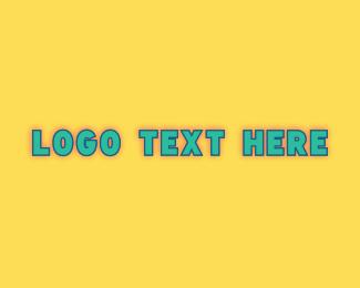Preschool - Preschool Nursery Wordmark logo design