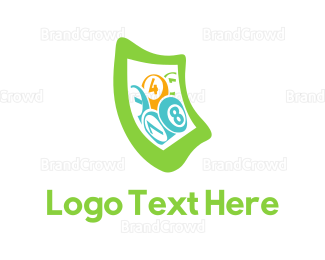 Pool - Billiard Game logo design