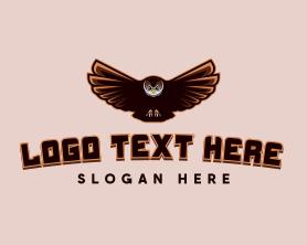 Night - Night Owl Gaming logo design