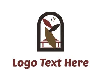 Window - Arc Window logo design