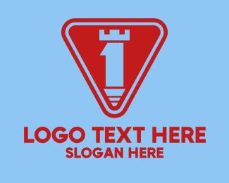 Logo - Number 1 Security logo design