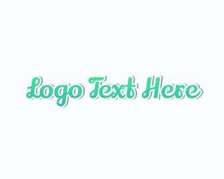 Learning Center - Gradient & Blue logo design