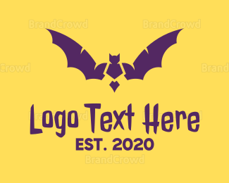 Batman - Bat Gaming logo design