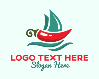 Oceanic - Marine Chili Mexican Restaurant logo design