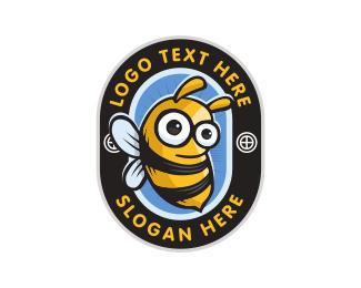 Bee - Little Bee logo design
