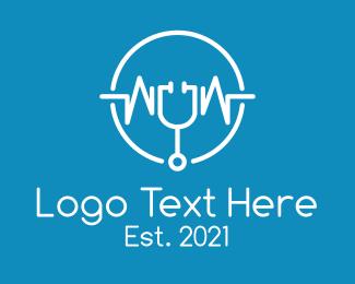 Medical Care - Minimalist Medical Lifeline  logo design