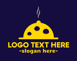Yellow Cheese - Cheese Tray logo design