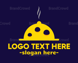 Tray - Cheese Tray logo design
