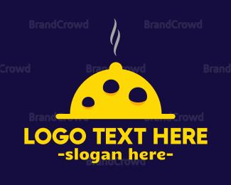 Dairy - Cheese Tray logo design