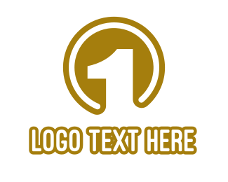 Best - Gold Medal Number 1  logo design