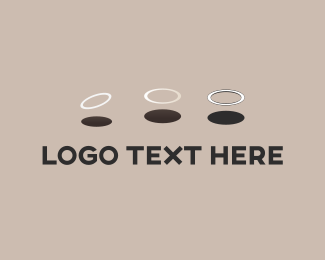 Three - Holy Holes logo design