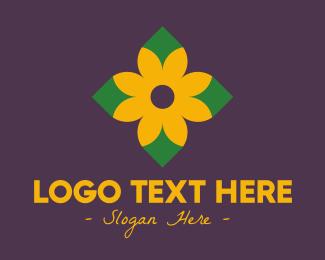 Daisy - Daisy Flower logo design