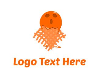 Cream - Ice Cream logo design