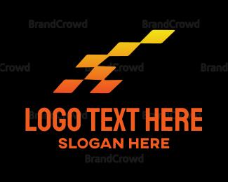 """Automotive Squares"" by LogoBrainstorm"