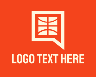 Sports Store - Sport Chat logo design