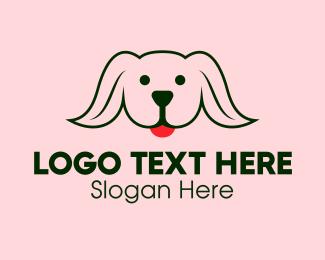 K9 - Pet Puppy Dog logo design