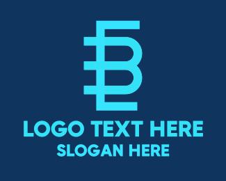Monogram - B & C Monogram logo design
