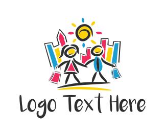 Shopping Mall - Shopping City logo design