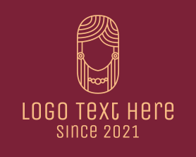 Fashion - Fashion Jewelry Woman logo design