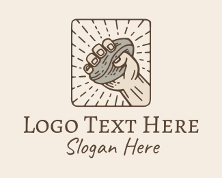 Bean - Coffee Bean Farm  logo design