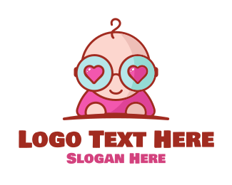 Baby - Baby Love logo design