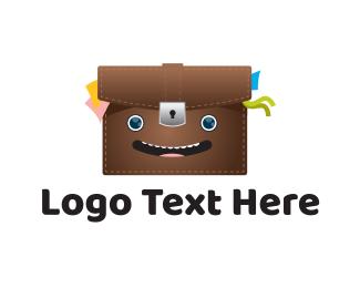 Bag - Happy Bag logo design