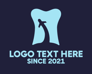 Orthodontist - Dental Plane logo design