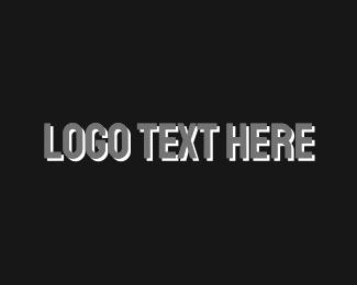 Uppercase - Grey Font logo design