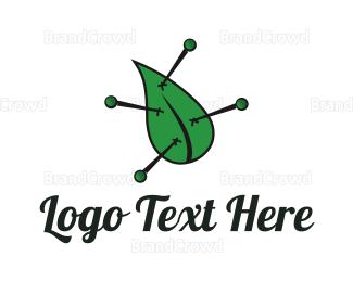 Magic - Natural Voodoo logo design