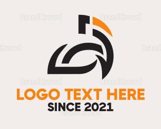 Animation - Black Pelican logo design