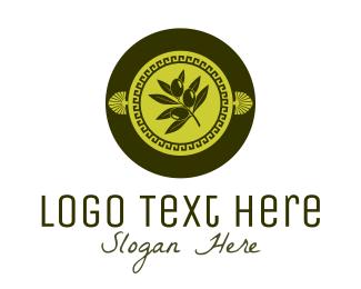 Olive - Eco Greeko logo design