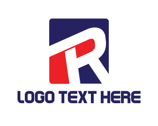 Race - Racing R Gaming logo design