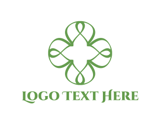 Good - Leaf Clover logo design