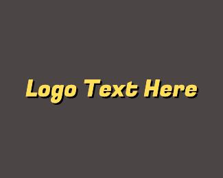 Racing - Retro Race logo design