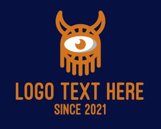 Sports - Basketball Demon Mascot  logo design