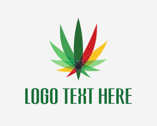 Cannabis - Marijuana Future logo design
