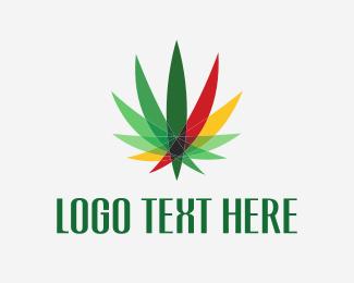 Relaxation - Marijuana Future logo design