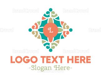 Decoration - Floral & Cute logo design