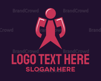 Better - Strong Quotes logo design