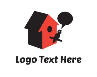 Tweet - Bird Chat logo design