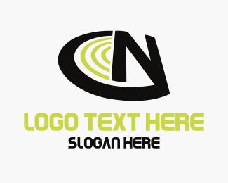 Rss - Letter N logo design