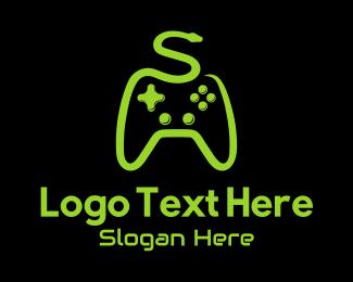 Game Developer - Snake Gaming logo design