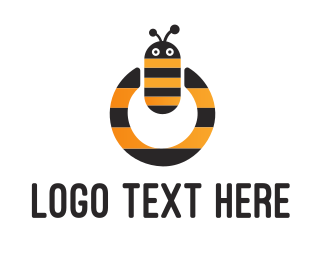 Power - Bee Power logo design