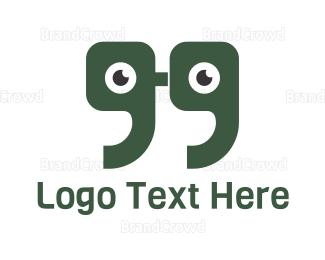 Nerd - Nerd Quotes logo design